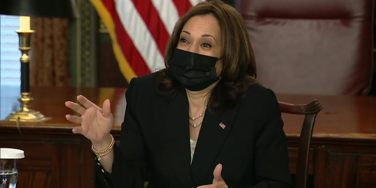 Harris planning first trip abroad to Mexico, Guatemala