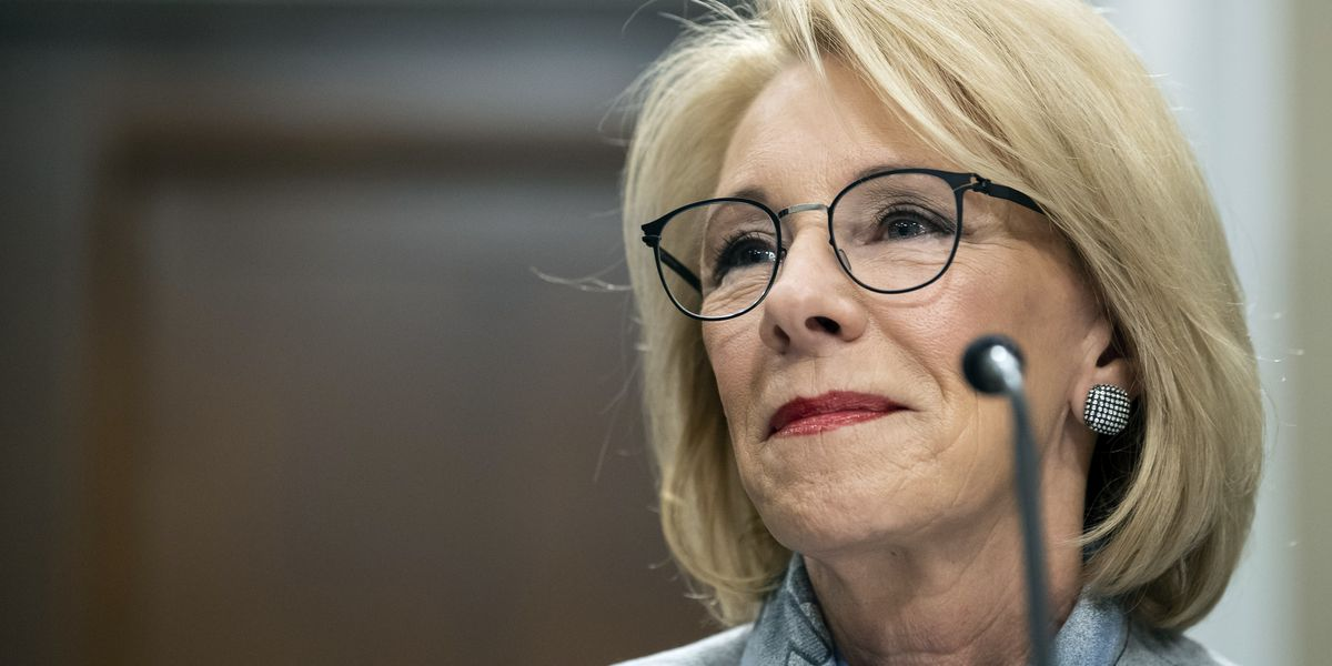 DeVos finalizes new campus sexual assault rules. Critics say they 'roll back the clock.'