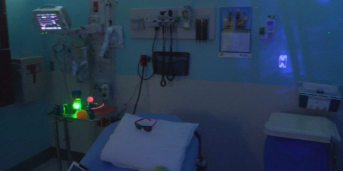 Henrico Doctors' introduces new autism, sensory-friendly ER for kids