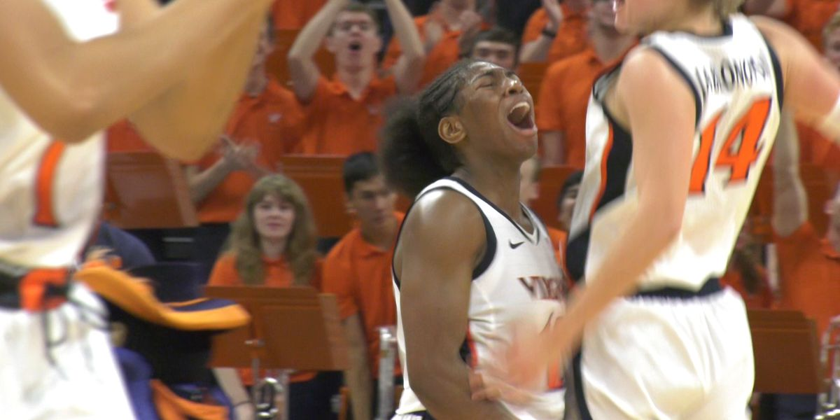 UVa Women's Basketball beats undefeated Old Dominion in overtime