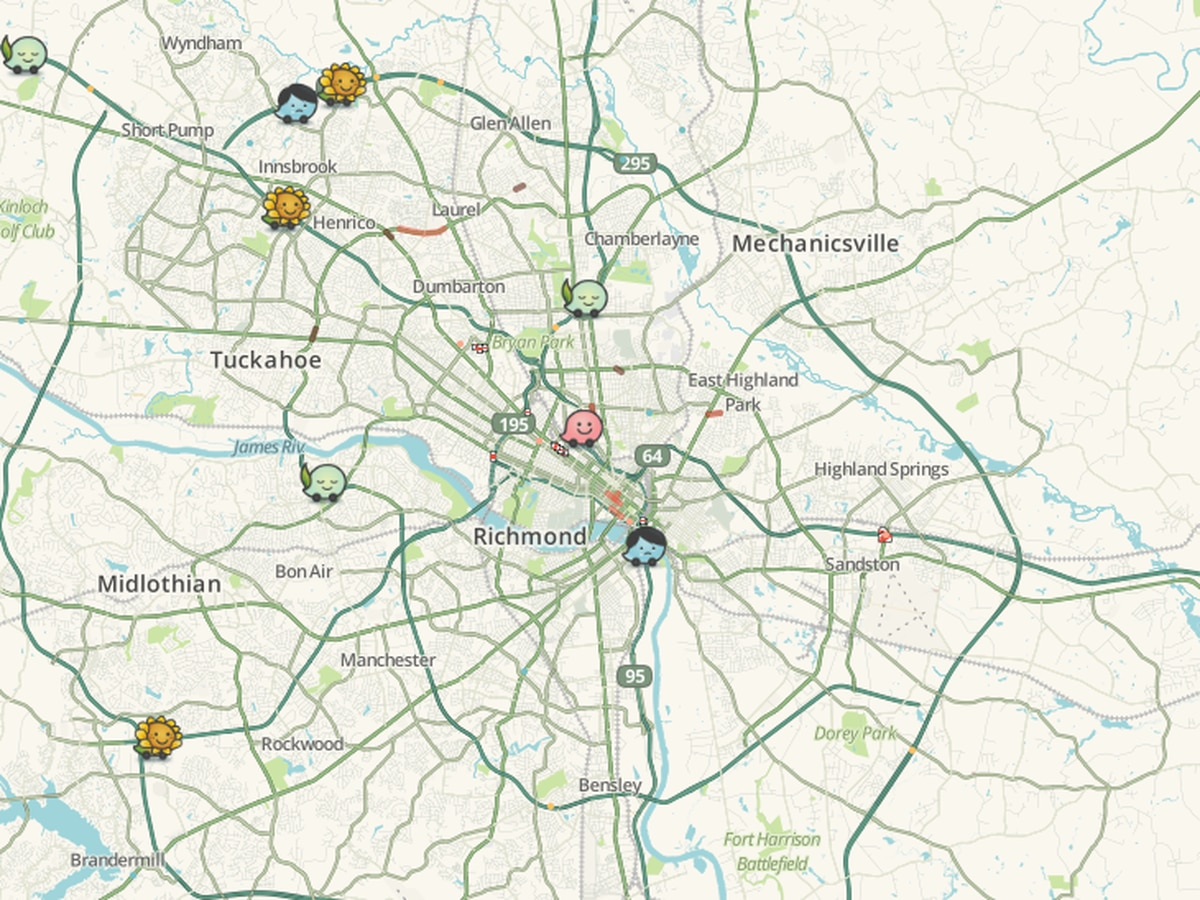 Waze driving app launches new tool to help drivers during winter weather