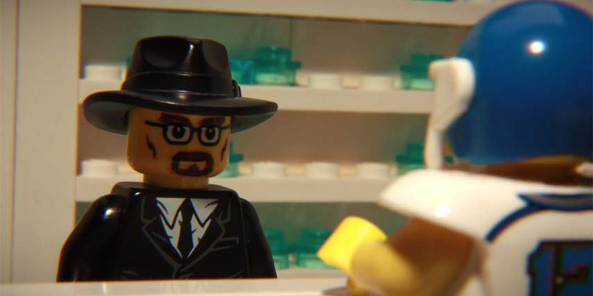 VIDEO: Super Bowl commercials made with Lego