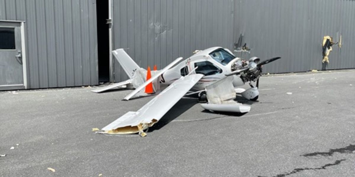 VSP investigating plane crash in Frederick County