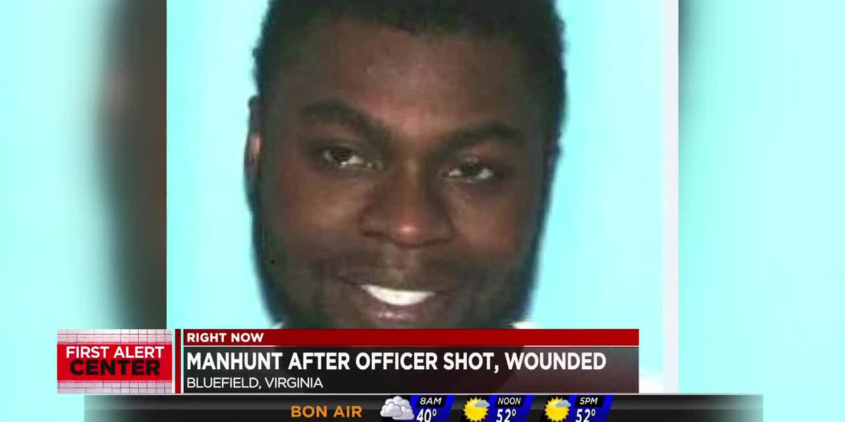 Manhunt continues for suspect in officer shooting