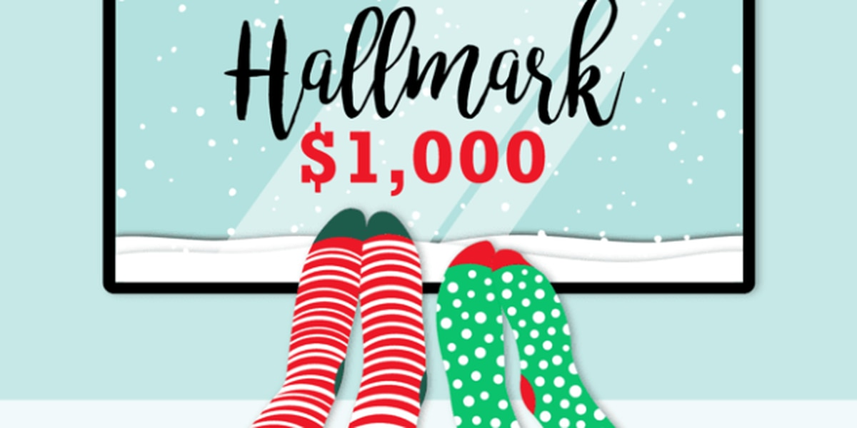 Get paid $1,000 to watch 24 Hallmark movies this holiday season