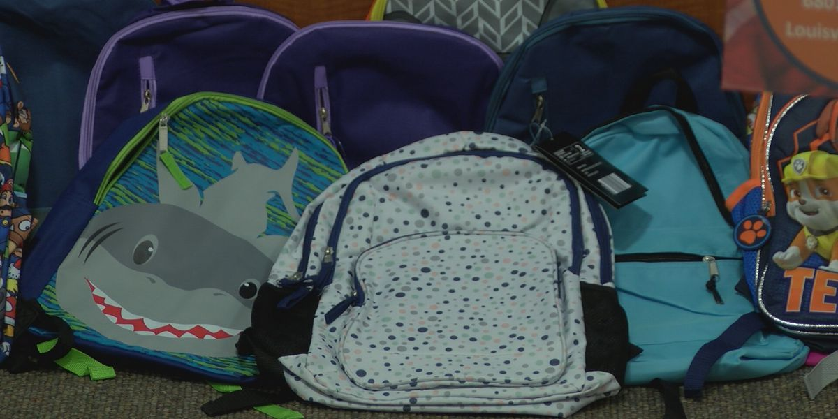Richmond police give 50 backpacks to human trafficking victims