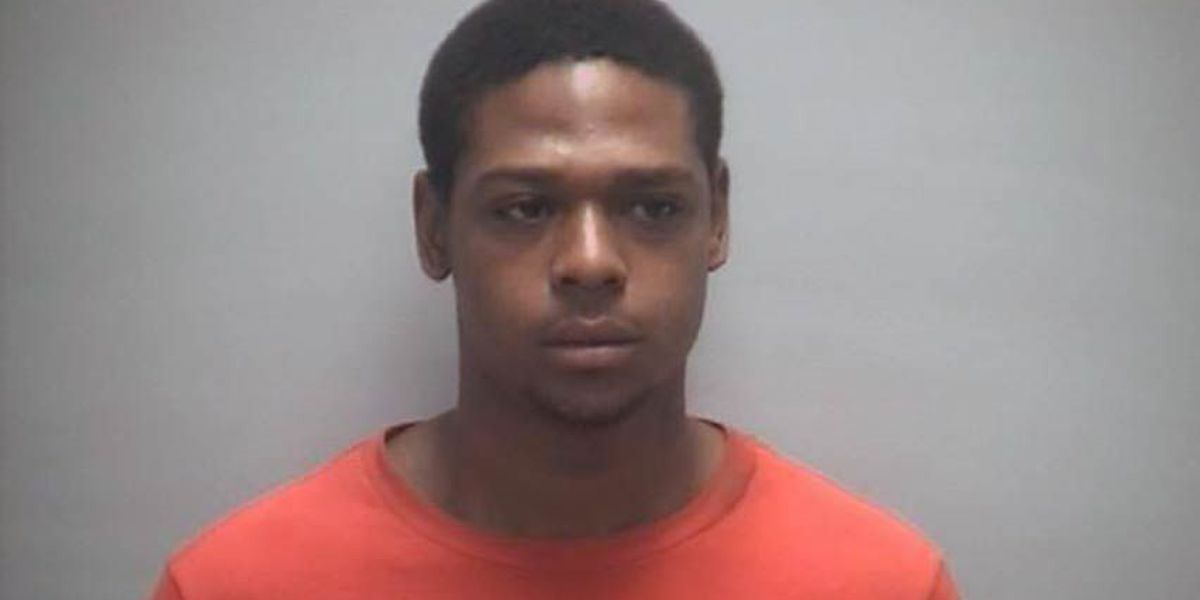 Suspect charged in elderly woman's assault, robbery