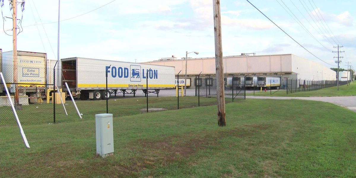 Employee injured with box cutter in fight at Food Lion distribution center