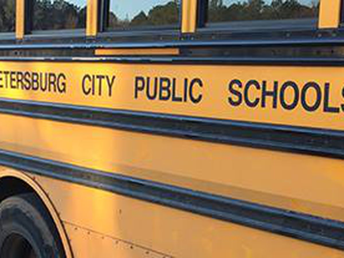 Petersburg City Public Schools offering meals, hygiene kits for students