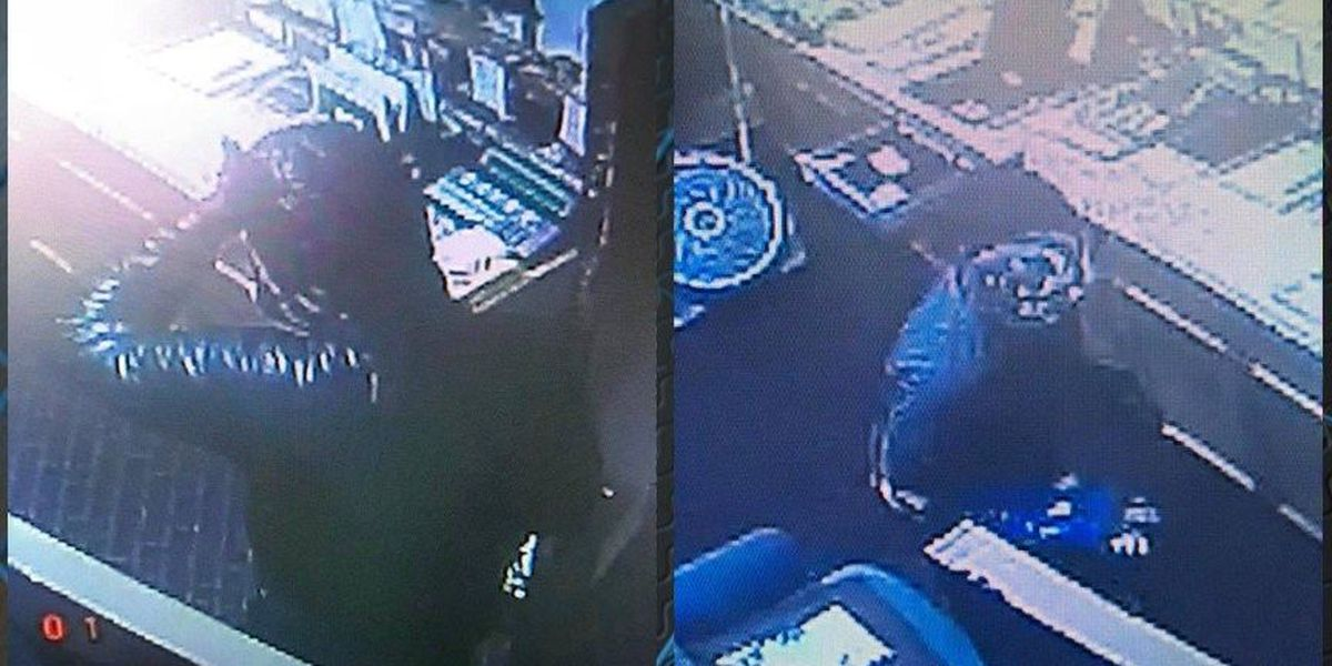 3 suspects wanted in robbery, shooting of motel clerk