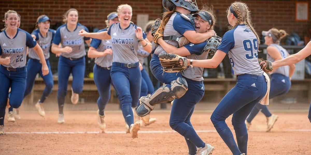 Longwood softball wins fifth Big South title
