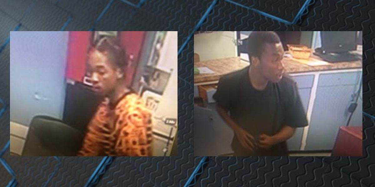 Petersburg Police searching for men who broke into school on Memorial Day