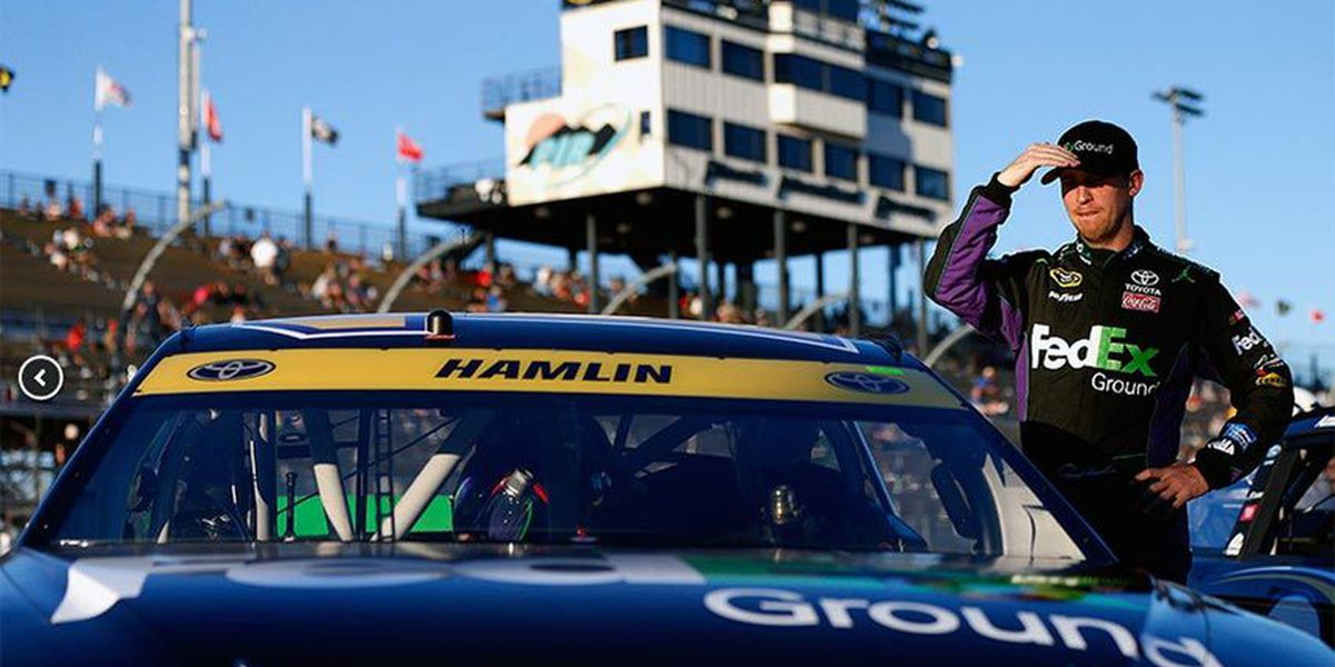 Hamlin comes up short in Sprint Cup title