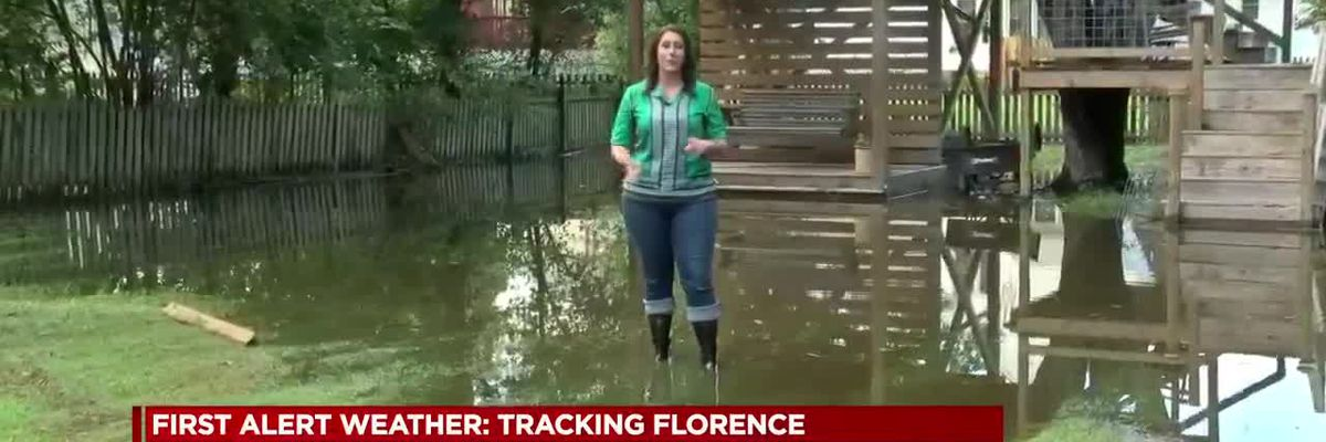 WWBT NBC12 - Hanover already experiencing flooding