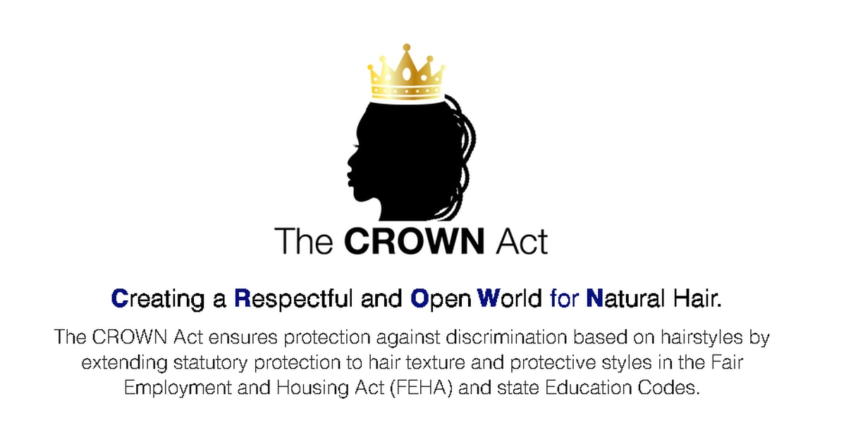Digital Dialogue: A conversation about the CROWN Act, which ends hair discrimination