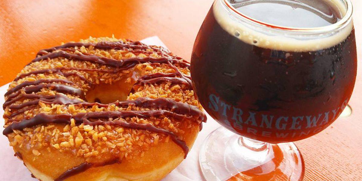 Sugar Shack Donuts, Strangeways Brewing collaborate to create 'Samoa Porter'