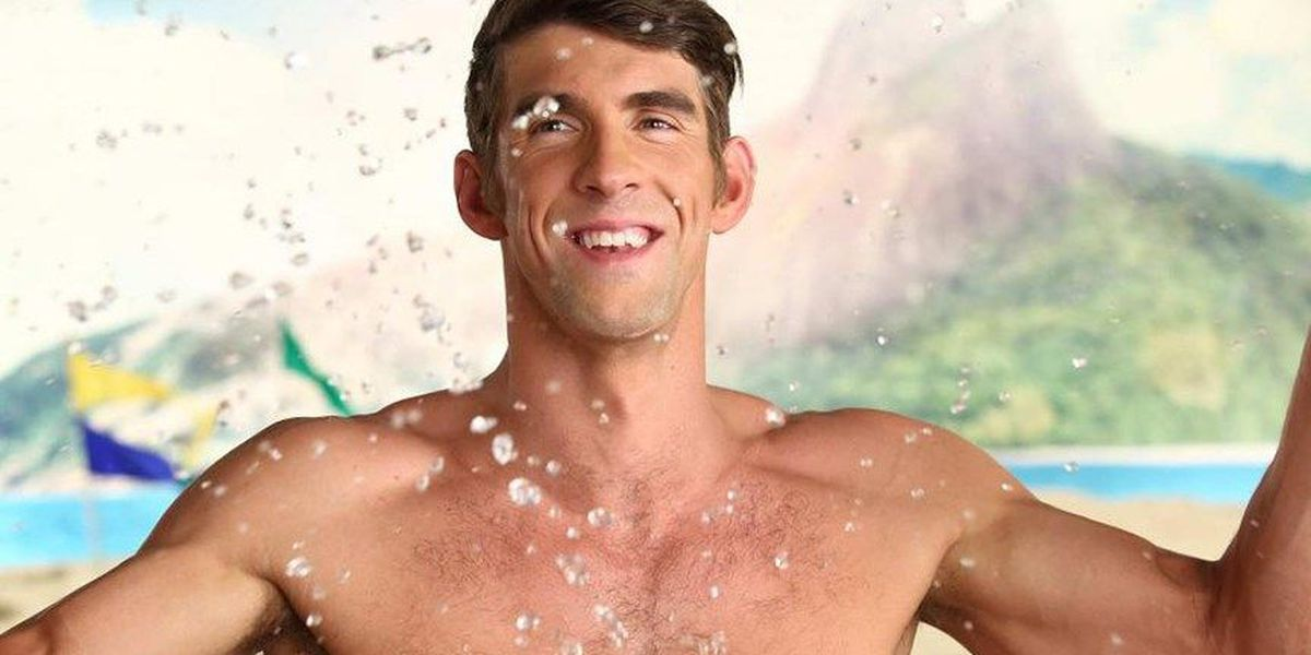 Michael Phelps gets gold in theMen's200m butterfly
