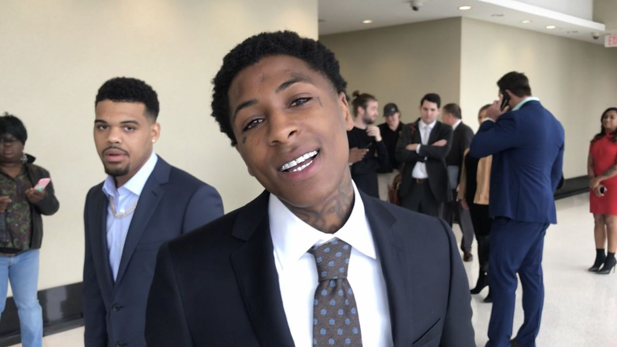 Judge Ends Rapper Nba Youngboy S Probation Rapper Expected To Leave State