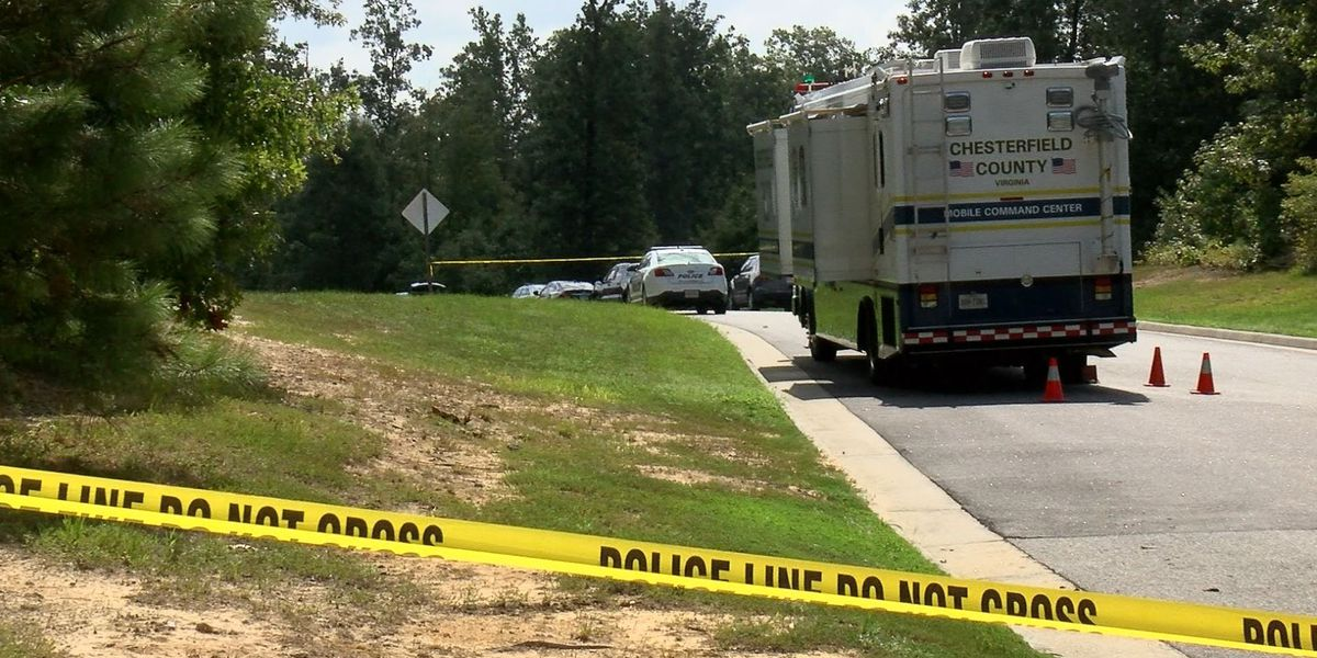 Police searching for clues in death of woman found burned in Chesterfield