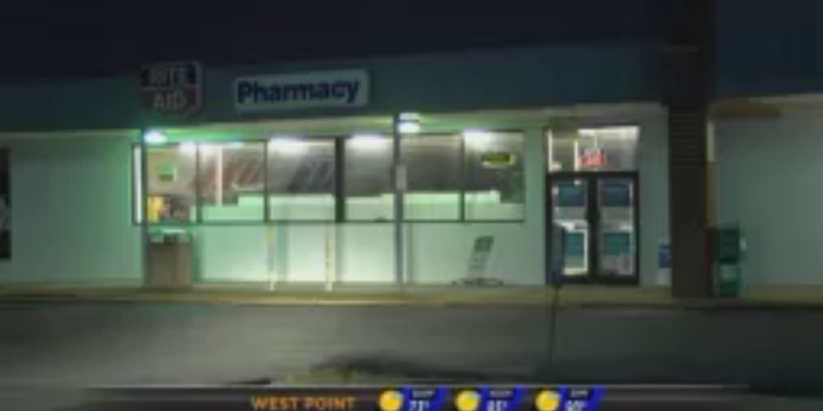Police investigating armed robbery at Rite Aid