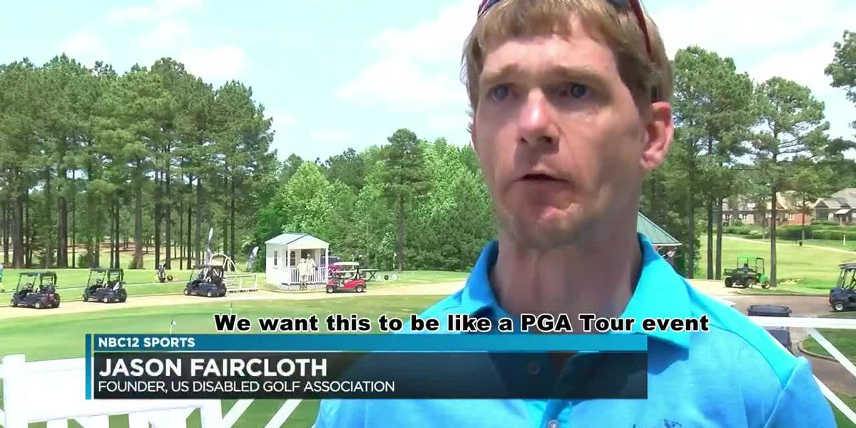 Disabled Golf Championships coming to Midlothian