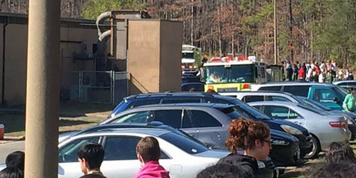Henrico FD: Godwin HS fire caused minor smoke damage