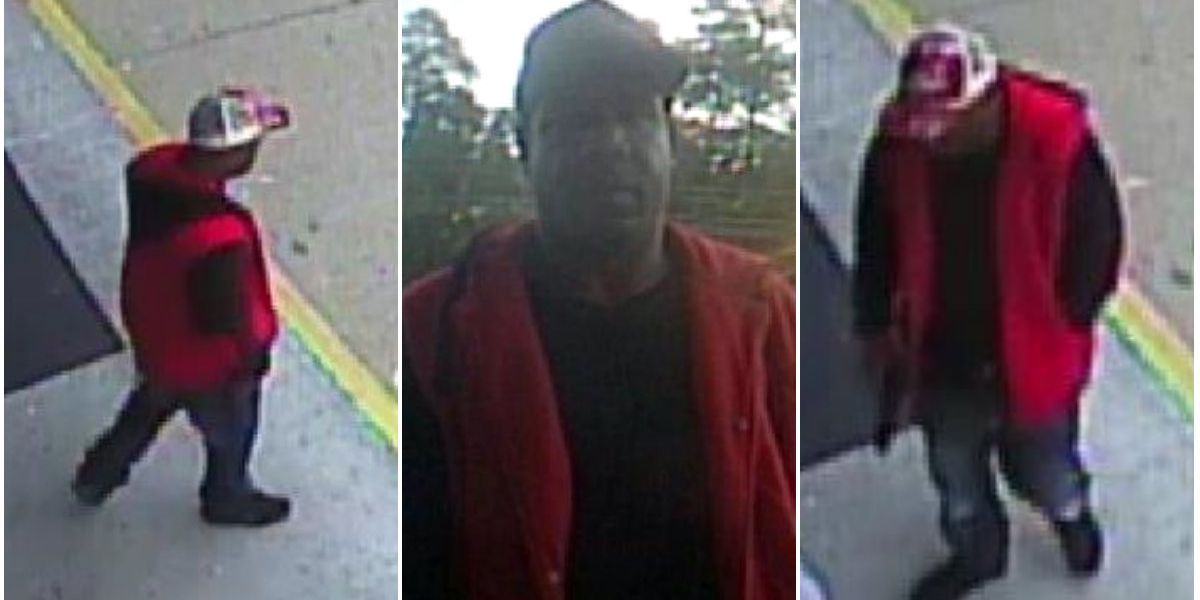 Man wanted in October armed robbery at Chesterfield ATM