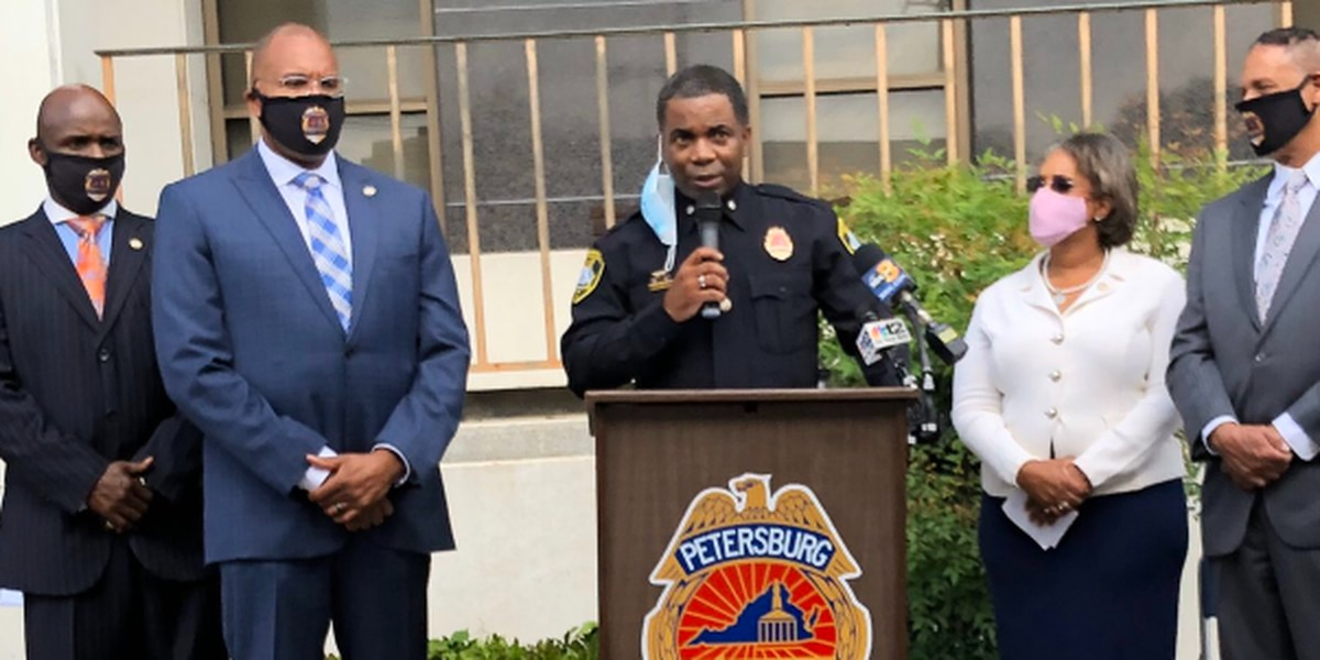 Petersburg police becomes fully accredited for first time in department's 210-year history