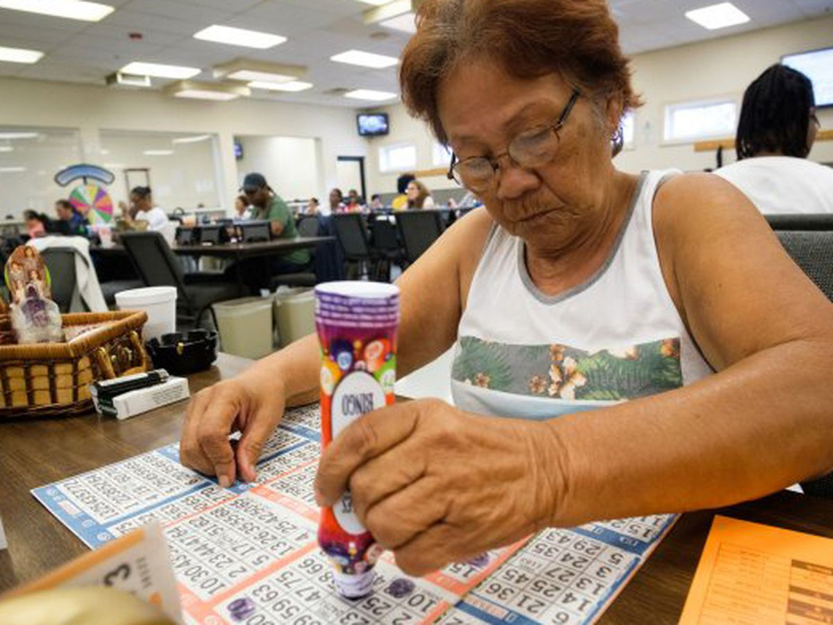 Bingo games struggling to hang on in Va.