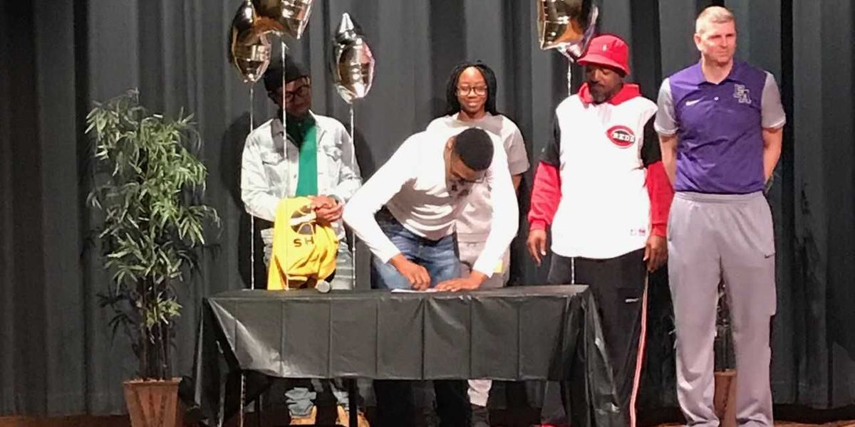Highland Springs player to play basketball in Arizona