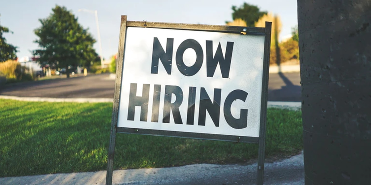 March hiring accelerated to 916,000, yet many jobs remain lost