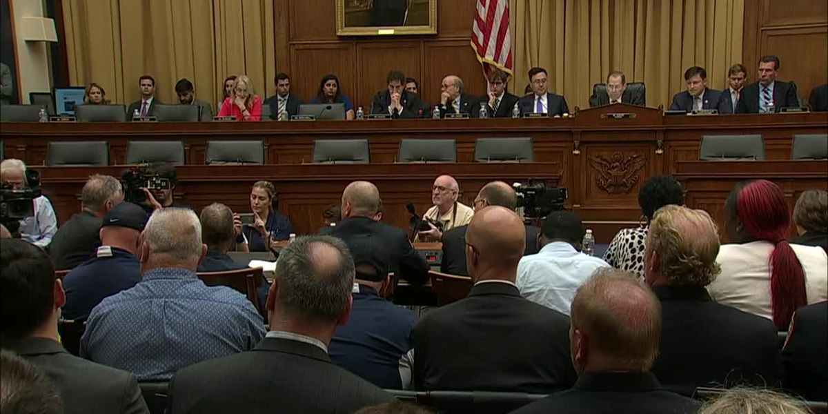 Jon Stewart criticizes Congress for ignoring 9/11 victims at House hearing