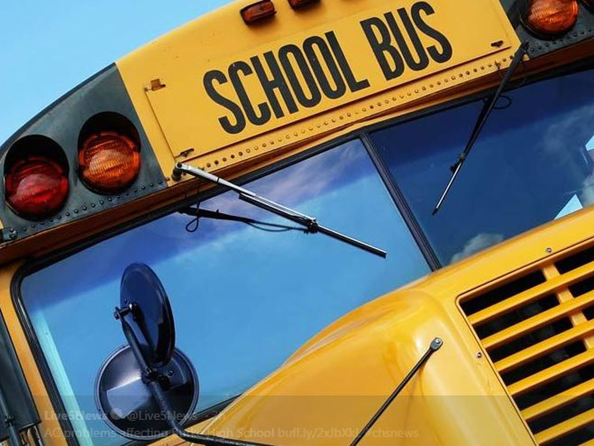 Hopewell City Public Schools hiring bus drivers