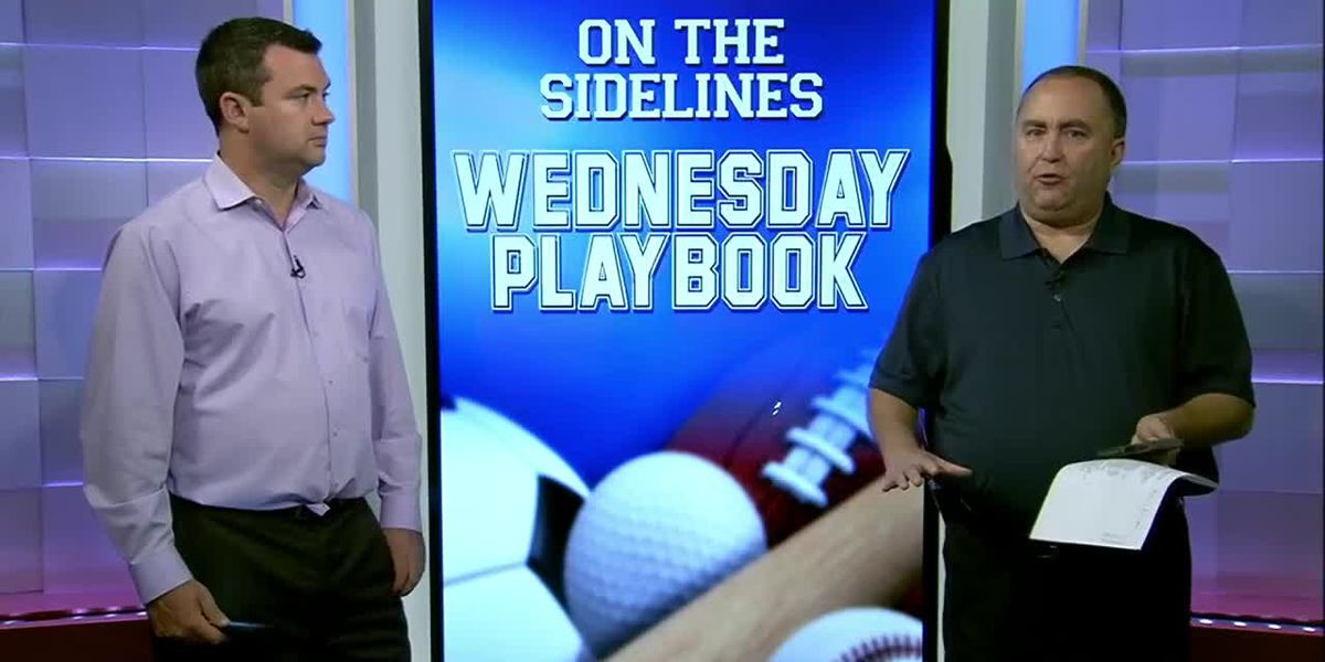 On the Sidelines: Wednesday Playbook for Oct. 10