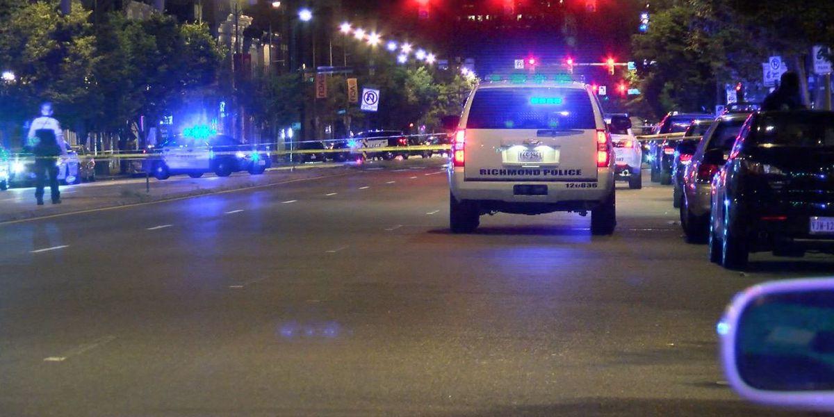 Man shot in the back near the VCU bookstore