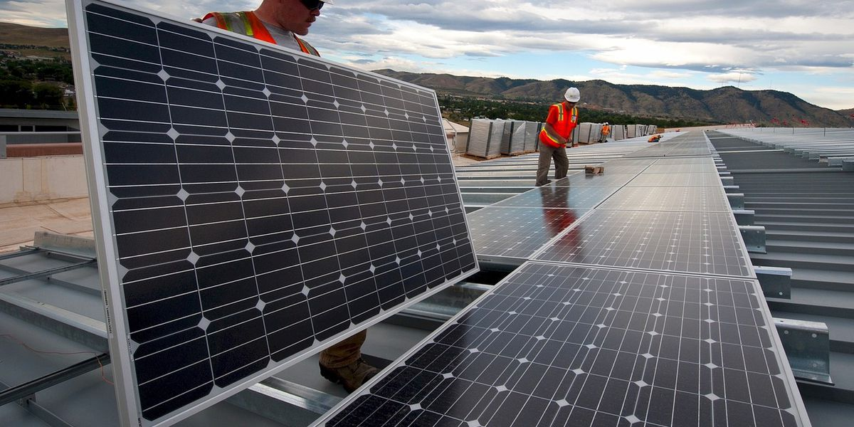 Solar energy facility to match U. of Richmond's power usage