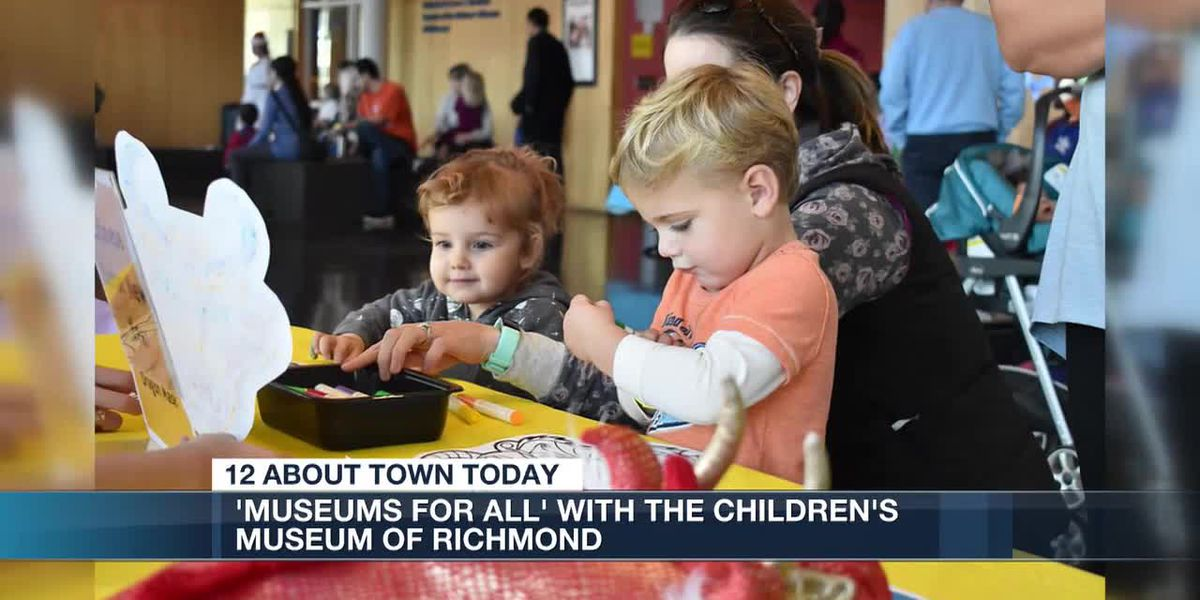 'Museum for all' Children's Museum of Richmond