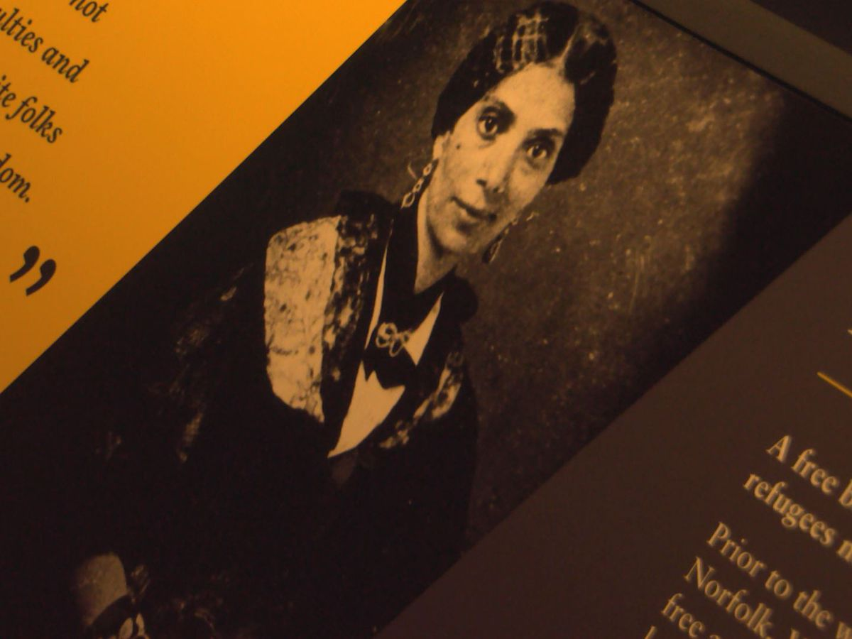 American Civil War Museum celebrating Black History Month and Women's History Month with new exhibit