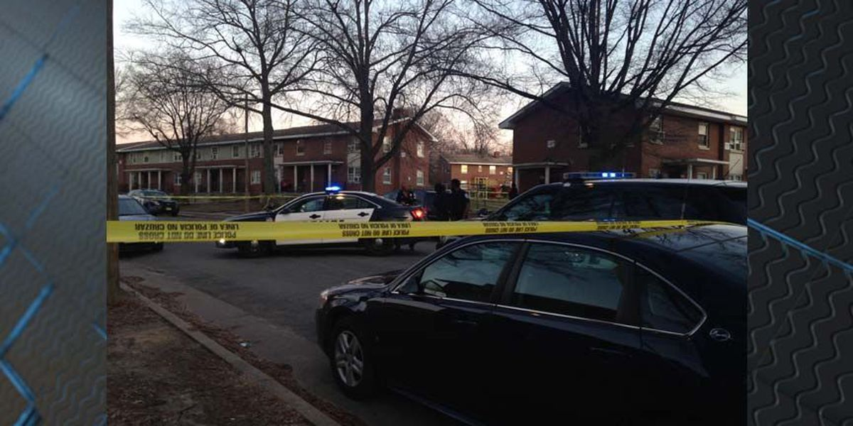 Victim rushed to hospital after Mosby Court drive-by shooting