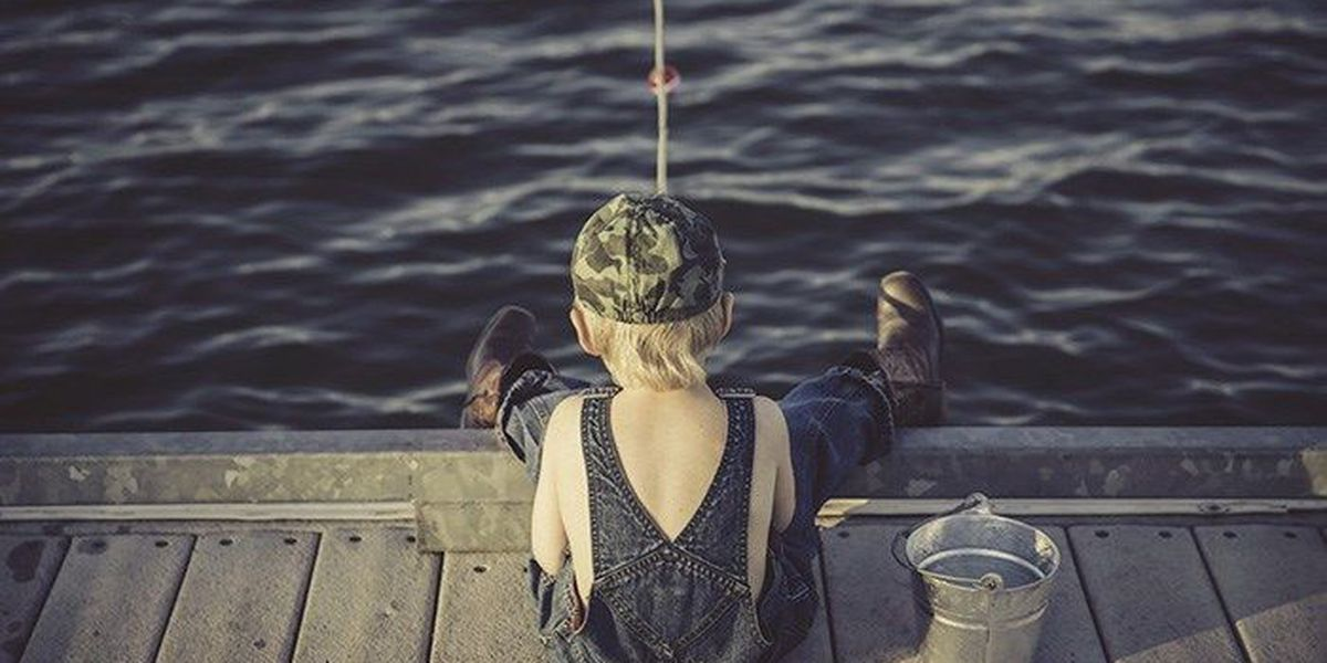 Free fishing days continue through Sunday in June