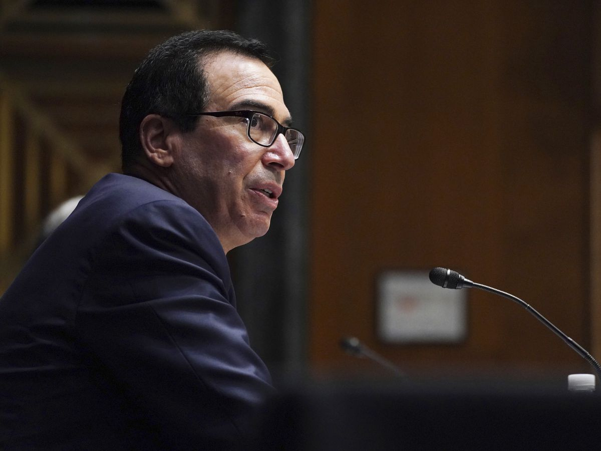 Mnuchin and Powell back jobless aid, small business loans