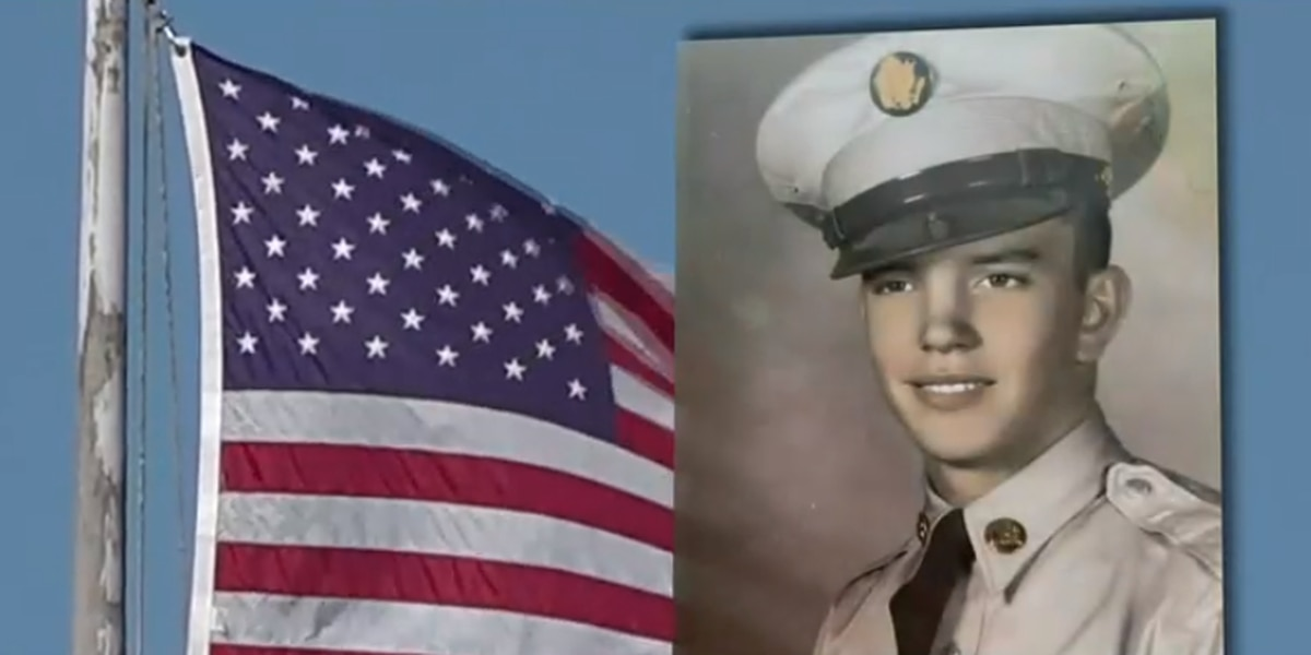Remains of Virginia soldier missing in action found 70 years later