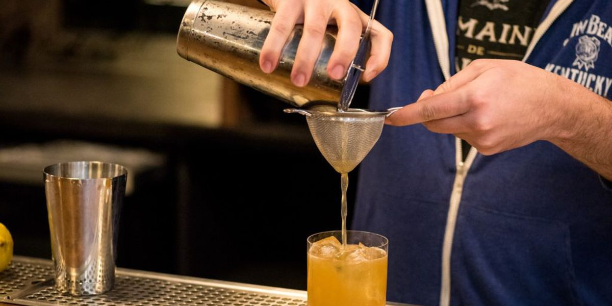The Jasper | Bringing craft cocktails to Carytown