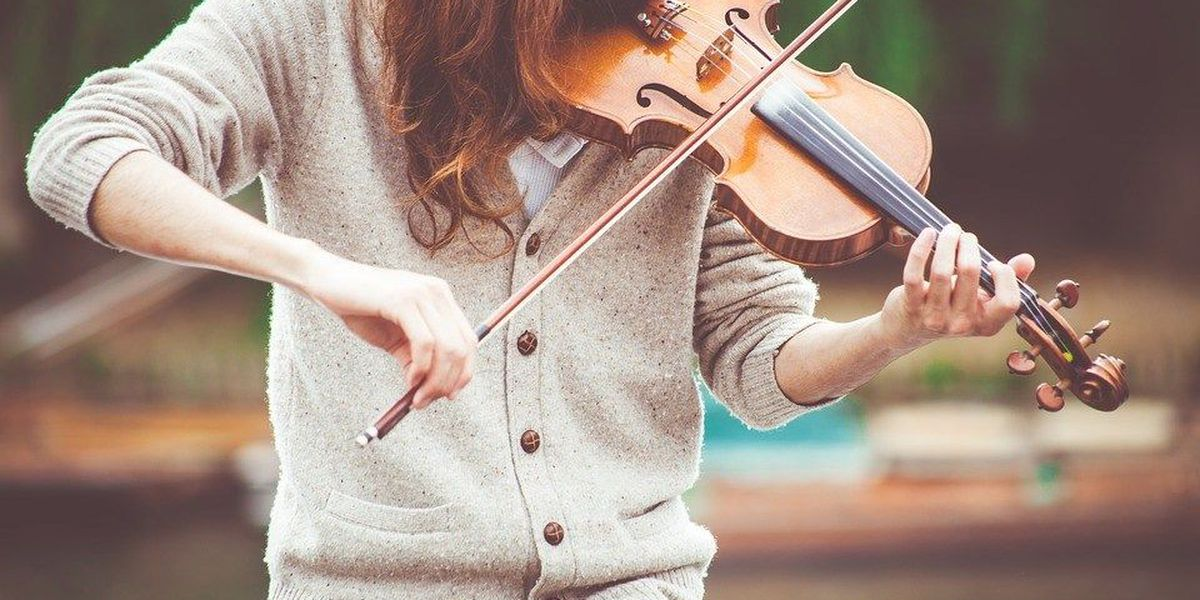 Richmond to host violin competition in 2020