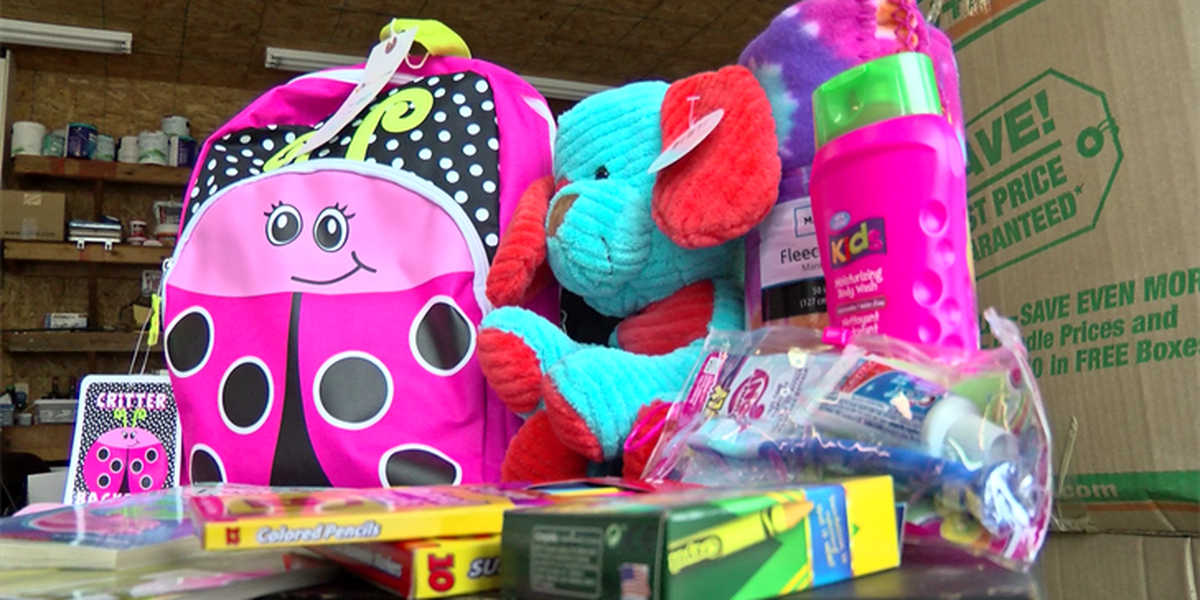 Donations needed for 'comfort cases' to help foster children