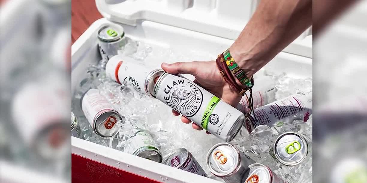 Nobody panic: White Claw hard seltzer is running out in the US