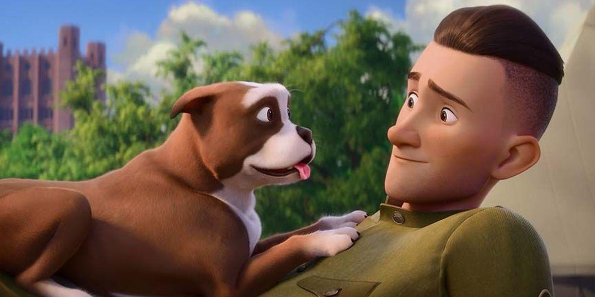 'Sgt. Stubby' movie to benefit Richmond SPCA