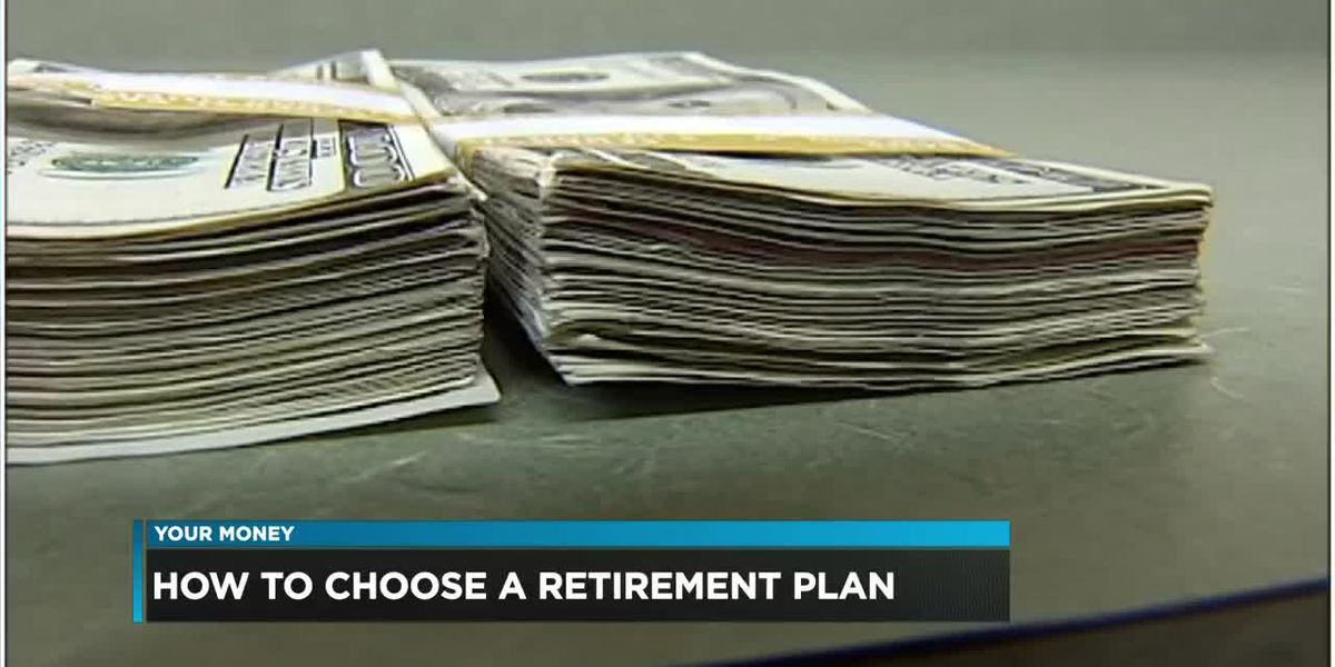 How to choose a retirement plan