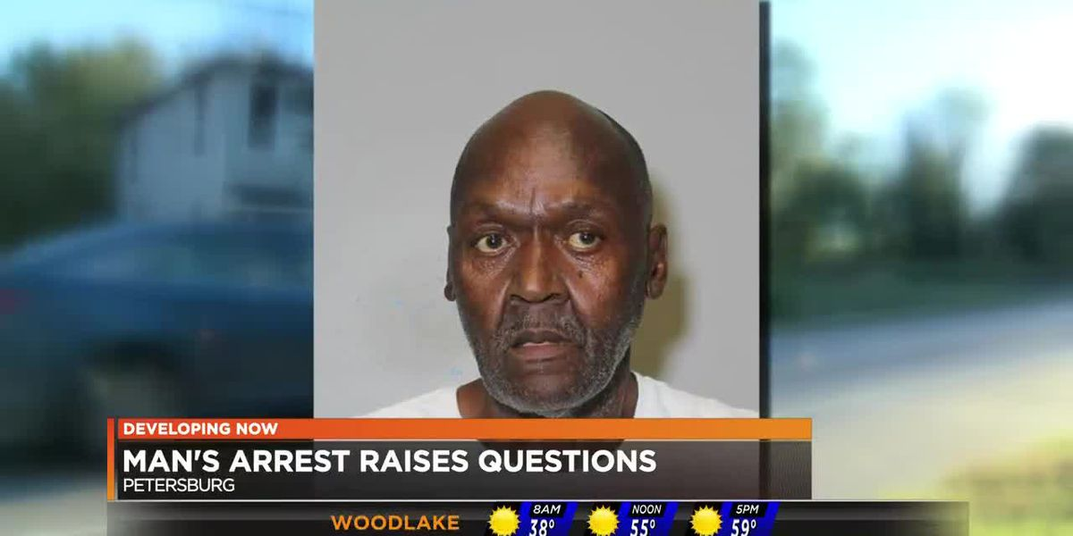 Petersburg man's arrest raises questions among residents