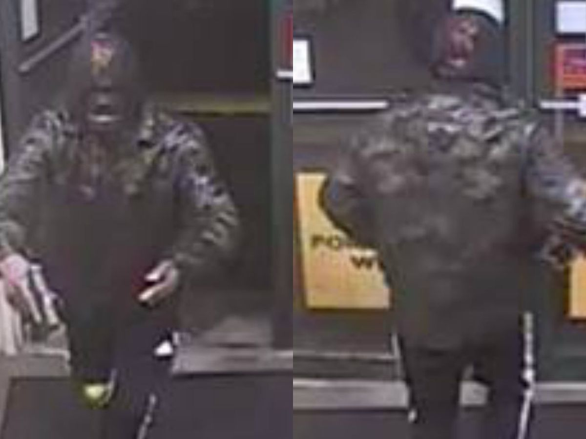 Police search for man who robbed convenience store at gunpoint